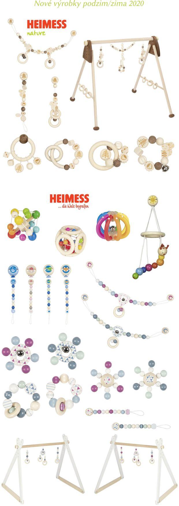 Heimess - novinky