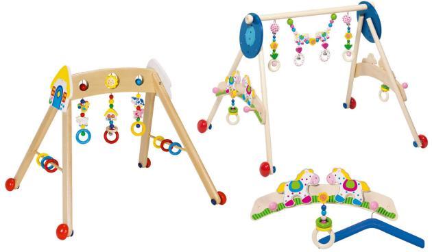 Heimess - hrazdičky pro miminka