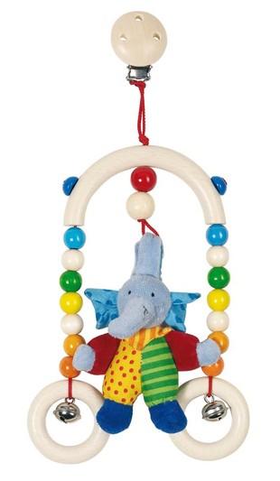 Heimess - závěsné hračky do kočárku