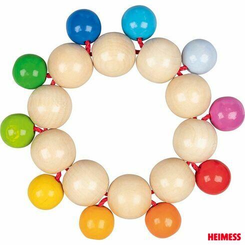 Duhové perličky – hračka doruky - Heimess
