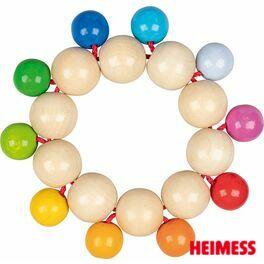 Duhové perličky – hračka doruky