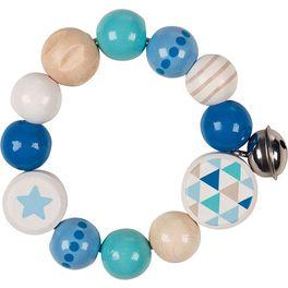 Hvězda modrá – hračka doruky srolničkou